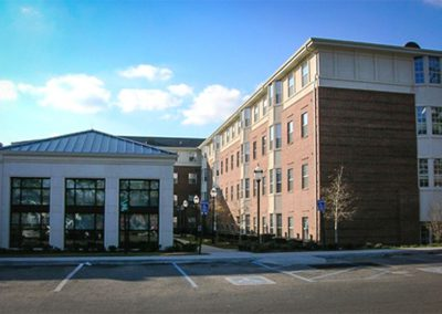 Bryant Hall Dormitory & Dining, Tuscaloosa, Alabama