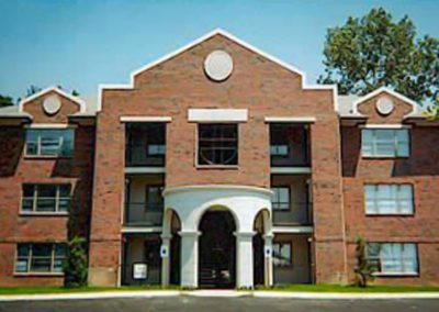 Christian Brothers University Student Housing, Memphis, Tennessee