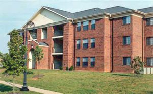 Gardner-Webb University Student Housing
