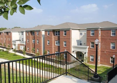 Hillsdale College – Student Apartment Homes, Hillsdale, Michigan