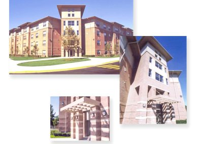 Lawrence Technological University Student Housing, Southfield, Michigan
