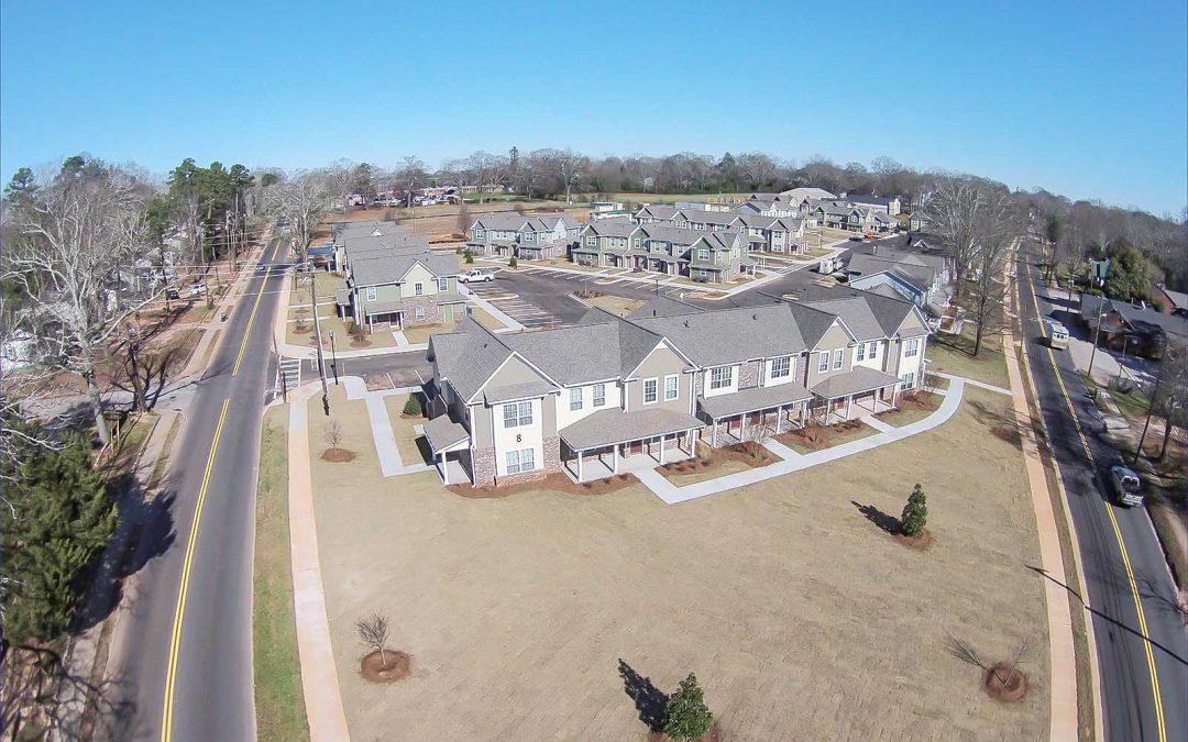 Meriweather Redevelopment – Griffin, GA