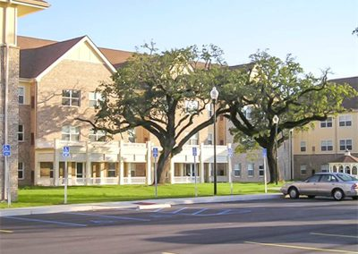 Mobile Renaissance Senior Building