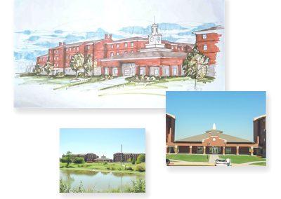 OSU Okmulgee Student Housing, Okmulgee, Oklahoma