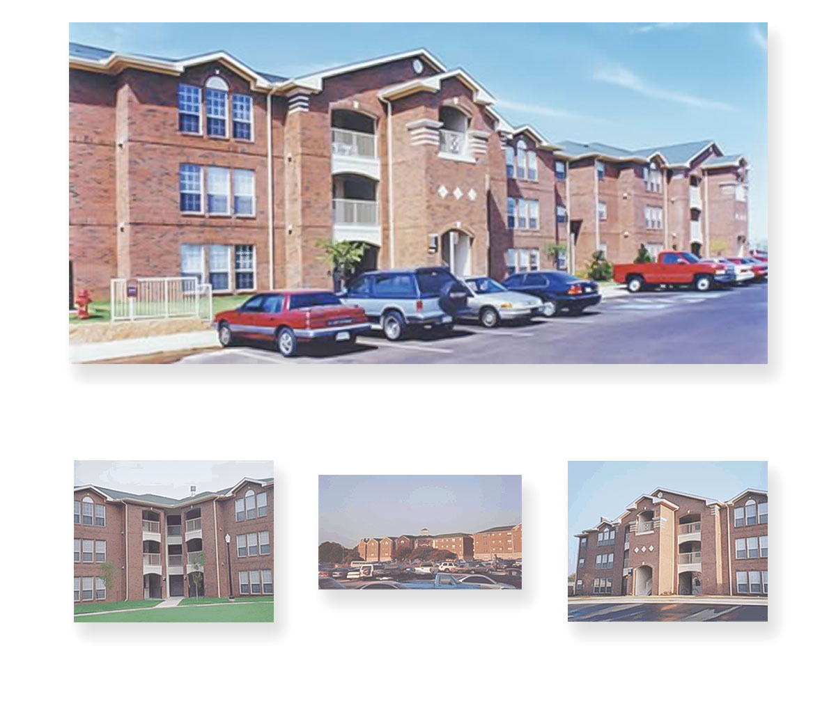 Oklahoma State University Apartments Phase I Stillwater