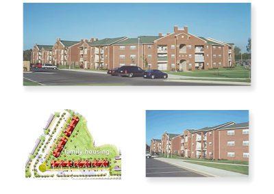 Oklahoma State University Family Housing, Stillwater, Oklahoma