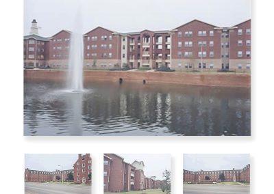 Oklahoma State University Student Housing, Phase III – Bennett Hall, Stillwater, Oklahoma