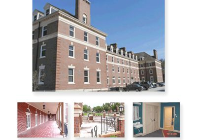 Oklahoma State University Student Housing, Phase III – Stout Hall – Renovation, Stillwater, Oklahoma