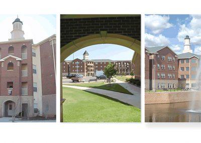 Oklahoma State University Student Housing, Phase III – Suites, Stillwater, Oklahoma