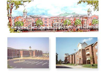 Oklahoma State University Suites – Phase II, Stillwater, Oklahoma