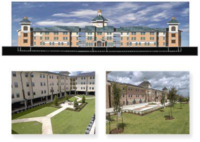 Sam Houston State University – Sam Houston Village, Huntsville, Texas