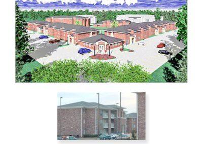 Southeastern Louisiana University – Student Housing – Phase II, Hammond, Louisiana