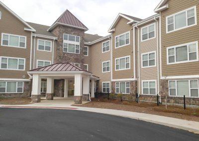 The Jefferson Senior Residences – New Britain, CT