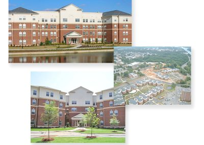 University of Alabama Phase 2 – Lakeside Residential Community, Tuscaloosa, Alabama