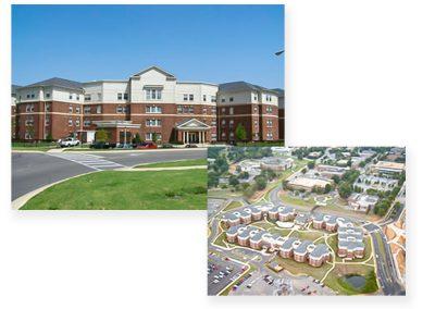 University of Alabama Residence Halls, Tuscaloosa, Alabama