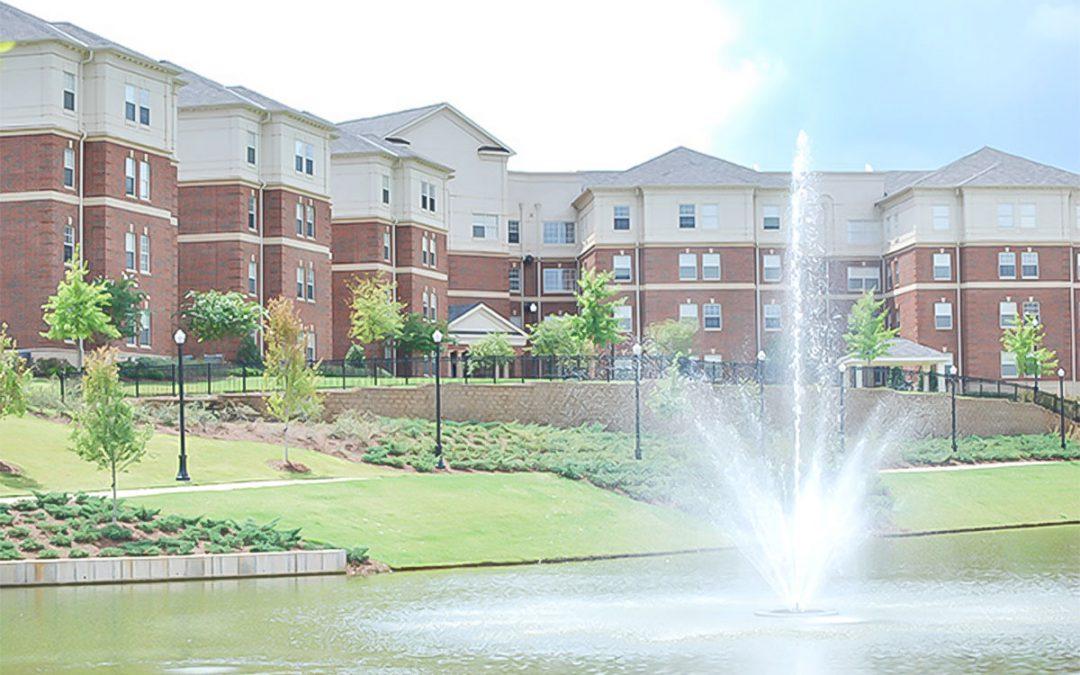 University of Alabama – Ridgecrest Residence Hall, Tuscaloosa, Alabama