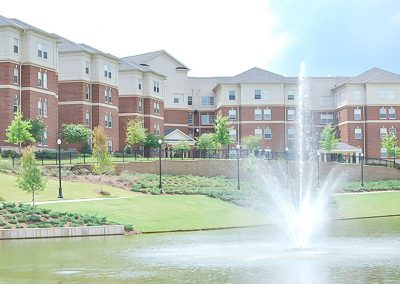 University of Alabama – Ridgecrest Residence Hall, Tuscaloosa, Alabama