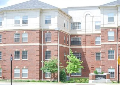 University of Alabama - Ridgecrest Residence Hall