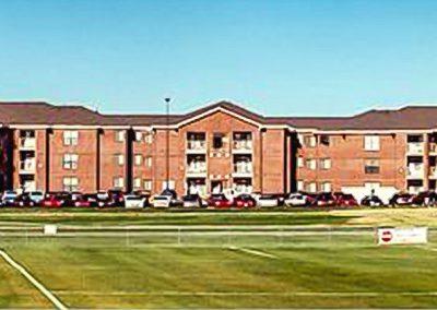 University of Central Oklahoma Student Housing, Edmond, Oklahoma