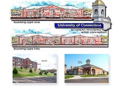 University of Connecticut Student Housing, Storrs, Connecticut
