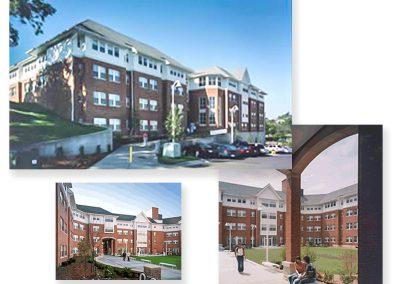 University of Missouri-Kansas City Oak Street Housing East, Kansas City, Missouri