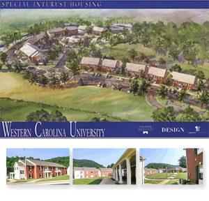 Western Carolina University Special Interest Housing