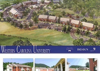 Western Carolina University Special Interest Housing, Cullowhee, North Carolina