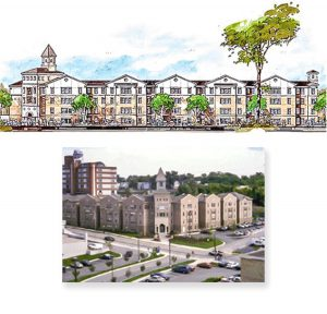 Xavier University Student Housing
