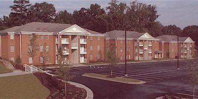 Averett College Student Housing, Danville, Virginia